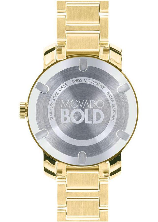Đồng Hồ Nữ Dây Kim Loại Movado 3600255 (32mm) - Vàng