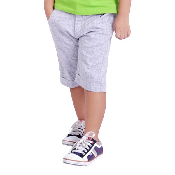 Quần Short Bé Traiugether UKID27 - Xám Size 78