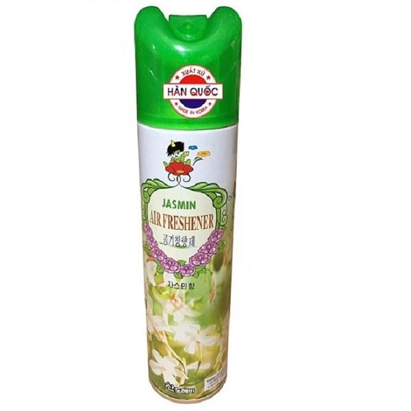 Chai Xịt Thơm Phòng Khử Mùi Đa Năng Hàn Quốc Hương Thiên Nhiên 370ml cho ô tô