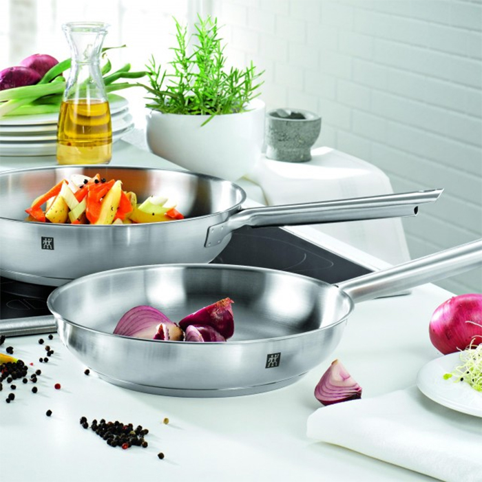 Zwilling – Chảo Base Inox Zwilling J.A.Henckels – 28cm