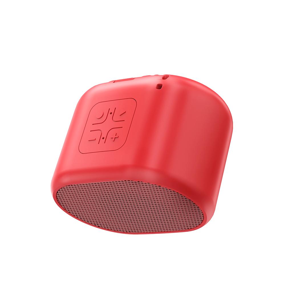 Loa Bluetooth mini Không Dây MOOSMOOK  S12 Nghe Nhạc Cầm Tay Di Động TWS Hỗ Trợ Cắm Thẻ Nhớ Và USB Hỗ trợ Nhận điện thoại - Hàng chính hãng