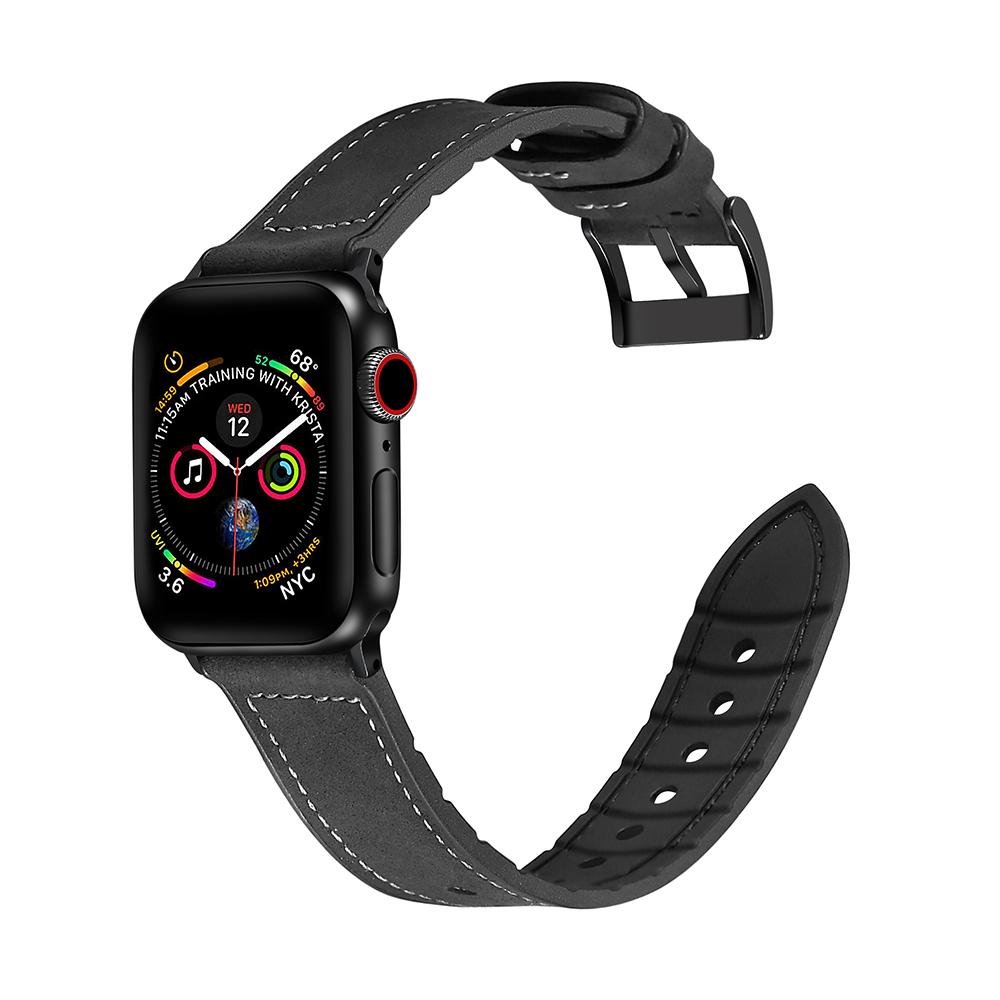 Dây Da Dành Cho Apple Watch JCPAL Gentry Leather - Hàng Chính Hãng