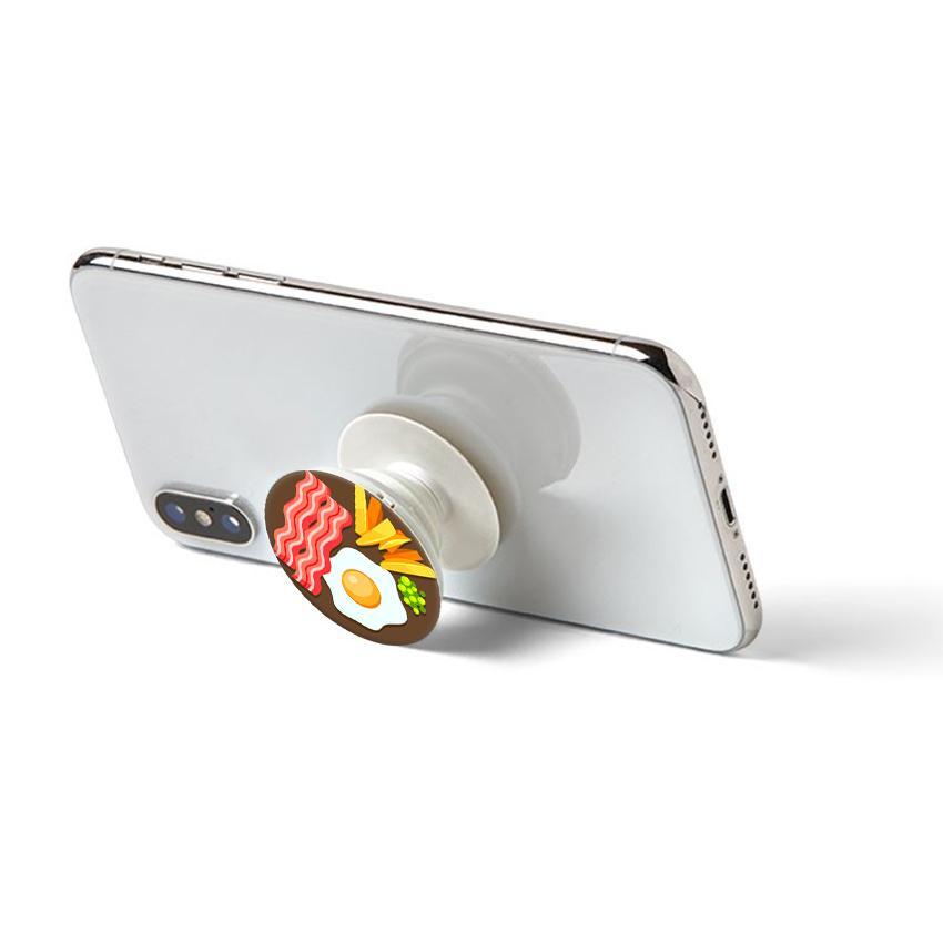 Gía đỡ điện thoại đa năng, tiện lợi - Popsocket - In hình ỐP LẾT 01 - Hàng Chính Hãng