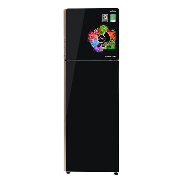 Tủ Lạnh Inverter Aqua AQR-IG288EN-GB 270L - Hàng Chính Hãng