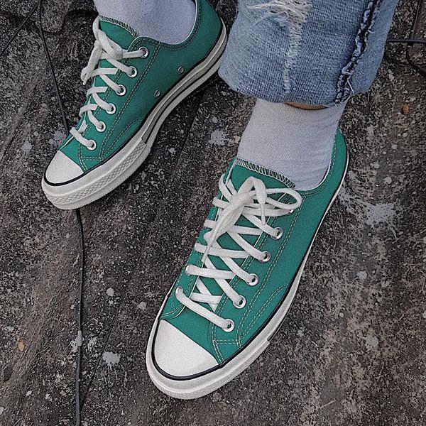 Giày Converse Chuck 70 Wahsed Canvas - 164713C 2
