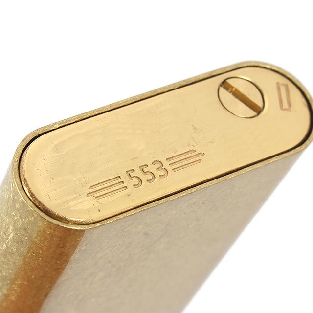 Hộp Quẹt Bật Lửa Xăng Đá Z553 Bằng Đồng Thiết Kế Độc Lạ Nhỏ Gọn Sang Trọng Màu Vàng Nhám - Dùng Xăng Bấc Đá Cao Cấp