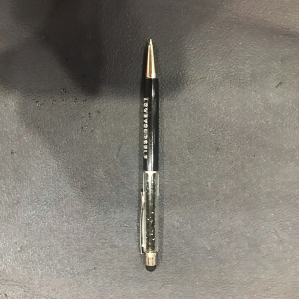 Bút bts hạt tinh thể màu bút nhóm nhạc hàn quốc thiết kế thông minh độc đáo