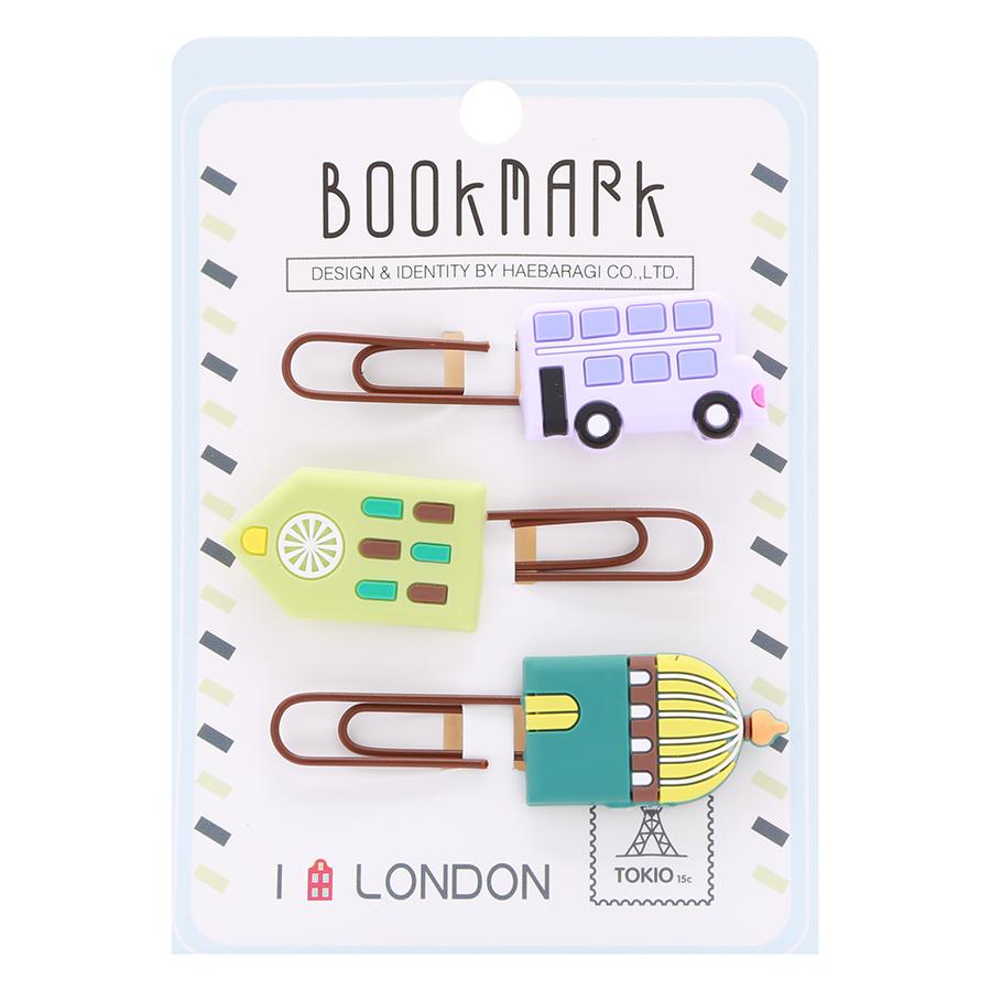Bookmark Ghim Kẹp Chủ Đề Du Lịch
