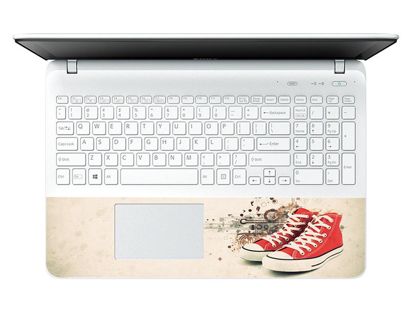 Mẫu Dán Decal Laptop Nghệ Thuật  LTNT- 51 cỡ 13 inch
