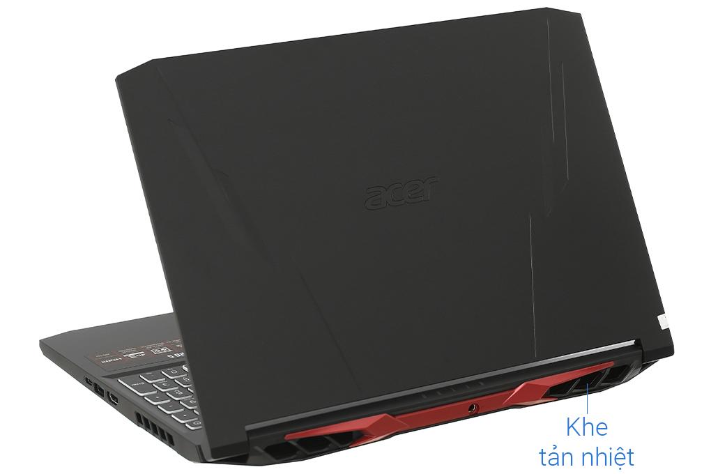 Laptop Acer Nitro 5 Gaming AN515 57 74NU i7 11800H/8GB/512GB/4GB RTX3050Ti/144Hz/Balo/Win10 (NH.QD9SV.001.) - Hàng chính hãng