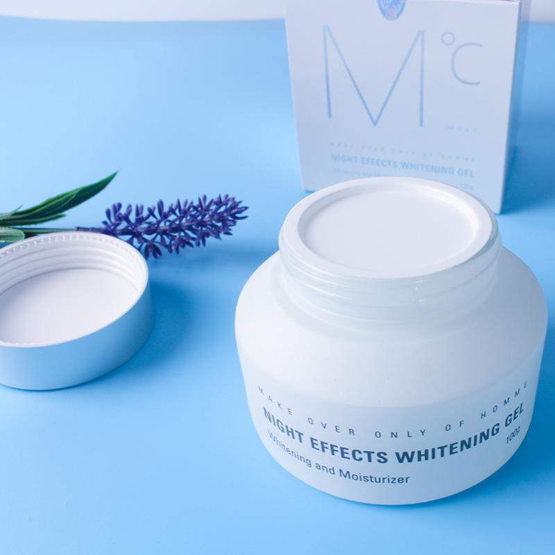 Kem dưỡng trắng da cho nam dạng gel MdoC Night Effect Whitening Gel 100g