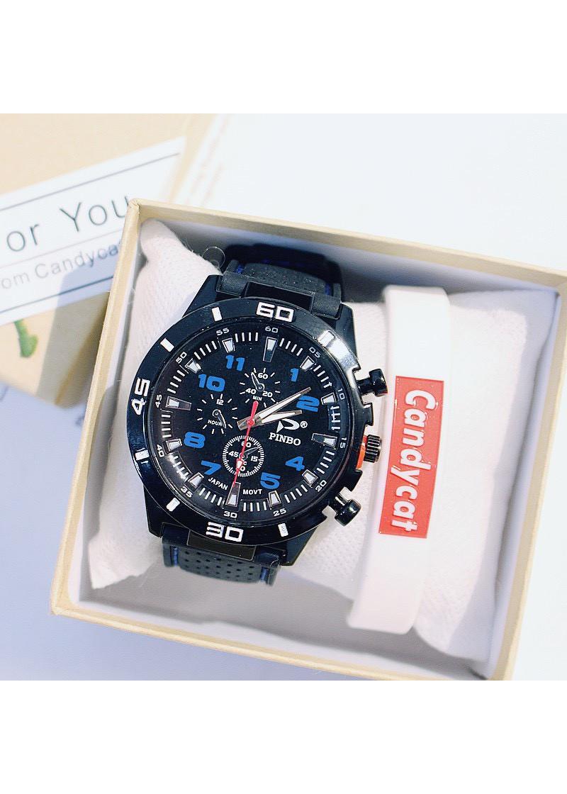 Đồng hồ đeo tay thể thao phong cách thời trang sành điệu siêu đẹp nhiều mẫu mã dễ lựa chọn DH82