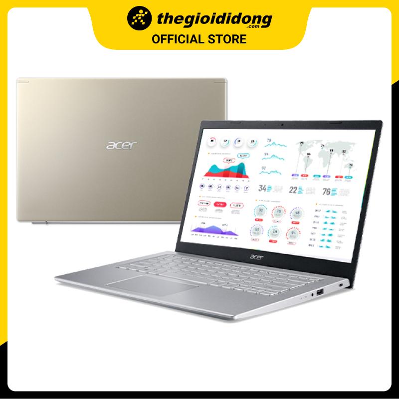 Laptop Acer Aspire A514 54 53T8 i5 1135G7/8GB/1TB SSD/Win10 (NX.A2ASV.006) - Hàng chính hãng