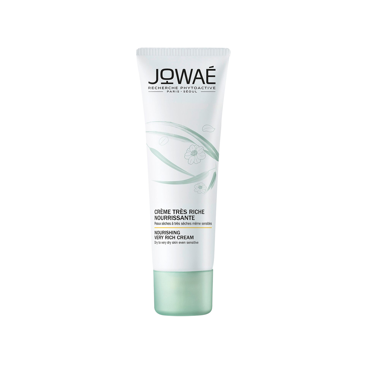 Kem cấp ẩm JOWAE cho da khô tái tạo da mỹ phẩm thiên nhiên nhập khẩu chính hãng từ Pháp NOURISHING VERY RICH CREAM 40ml