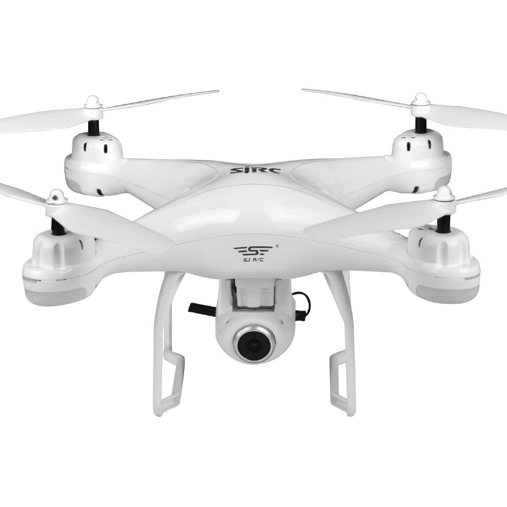 Flycam SJRC S20W - Phiên bản 1080P, Dual GPS (đen) -Hàng chính hãng