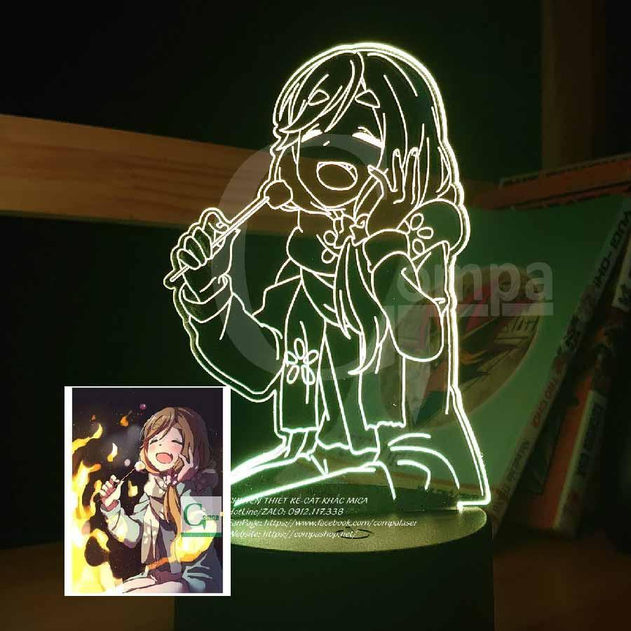 Đèn Ngủ Yuru Camp Aoi Inuyama Type 01