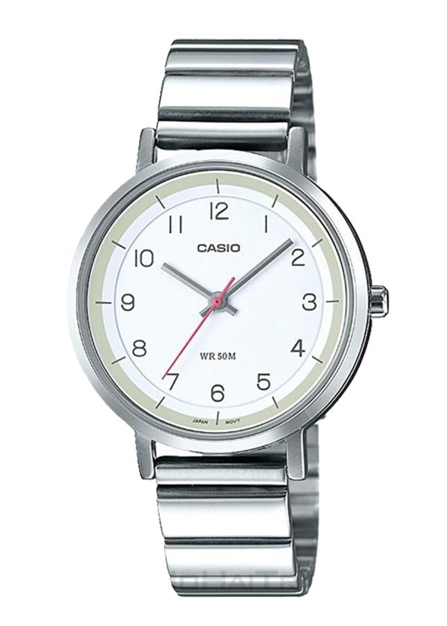 Đồng hồ Casio dây kính LTP-E139D-7BVDF