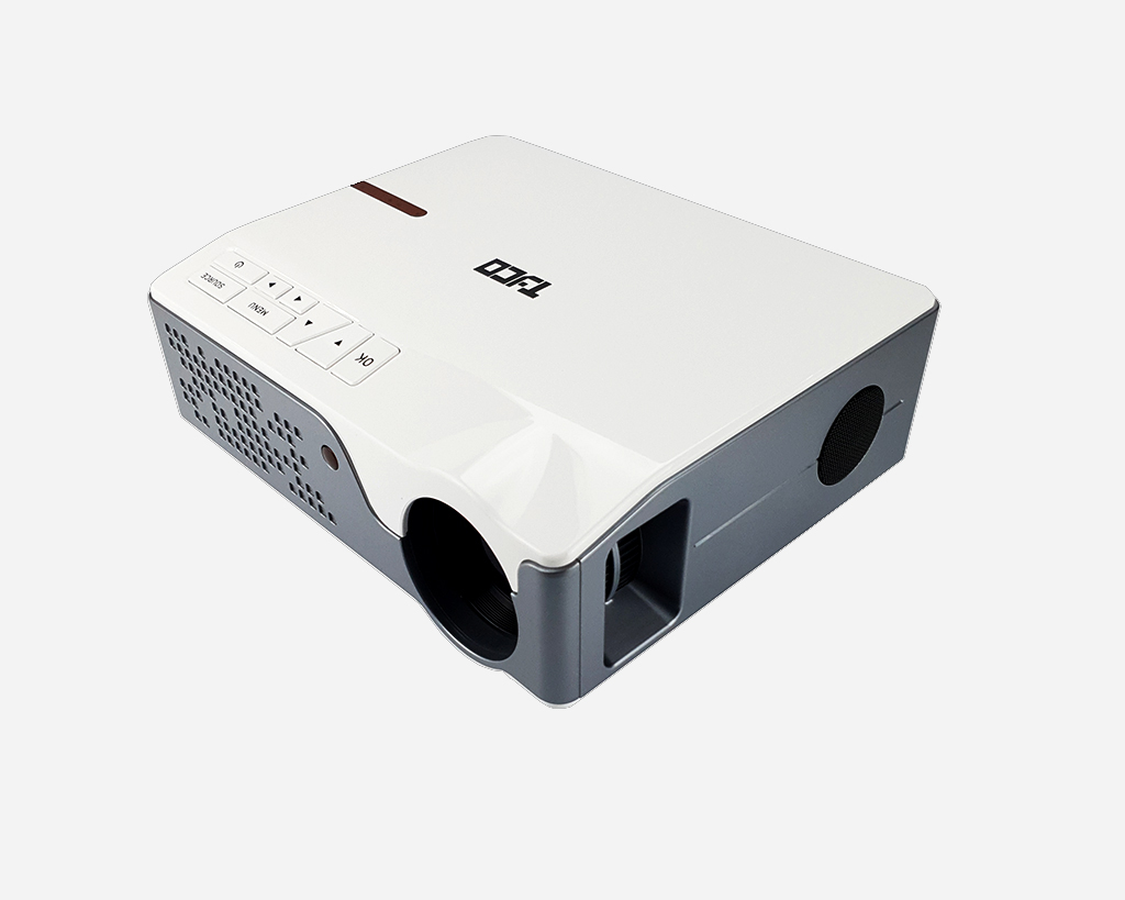 Máy chiếu Tyco T8HD+ WIFI 2020, chất lượng Full HD 1080p - Hàng chính hãng | Tiki