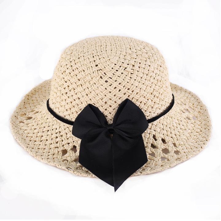 Mũ nón vành dễ thương cao cấp dành cho bé XTM-BB106 - Kem