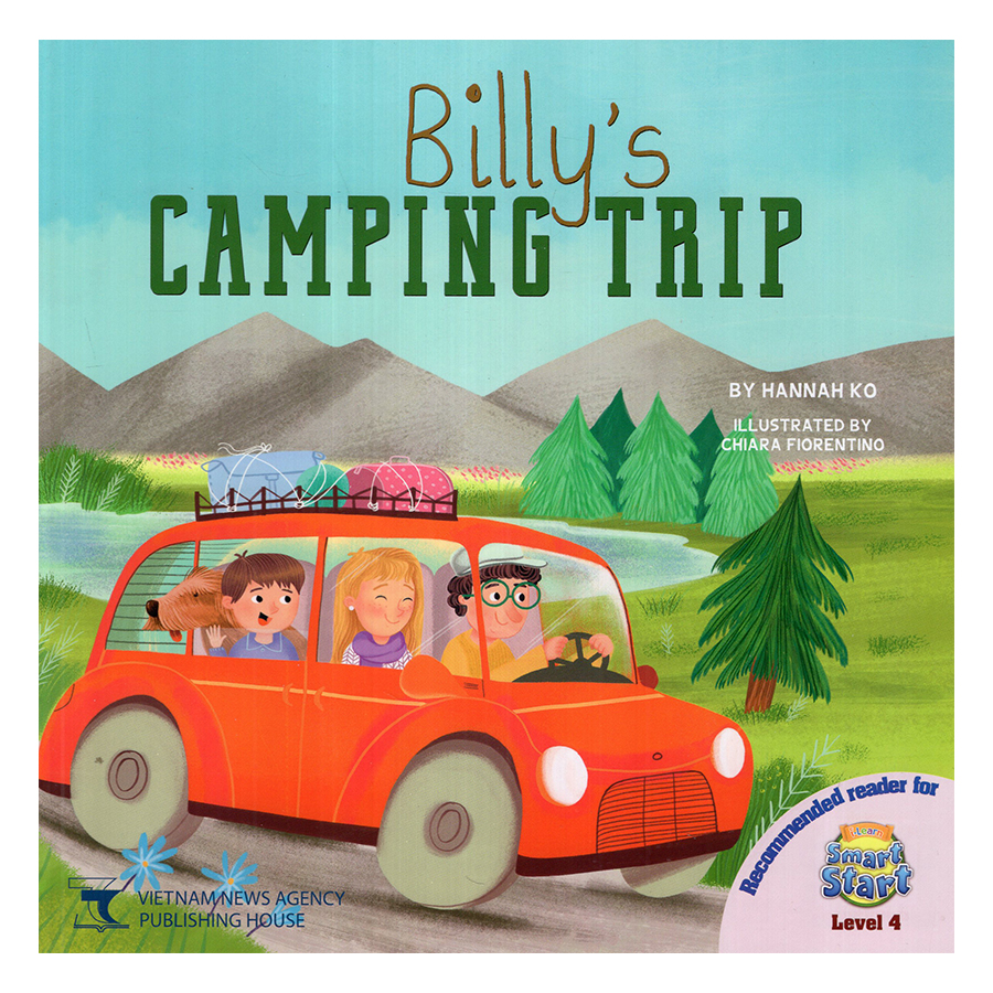 Readers For i-Learn Smart Start Level 4: Billy's Camping Trip, Where Do You Want To Travel?, Treasure Hunt