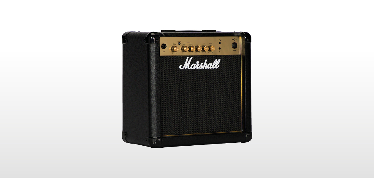 Marshall MG15GFX 15W 1×8 Guitar Combo Amp