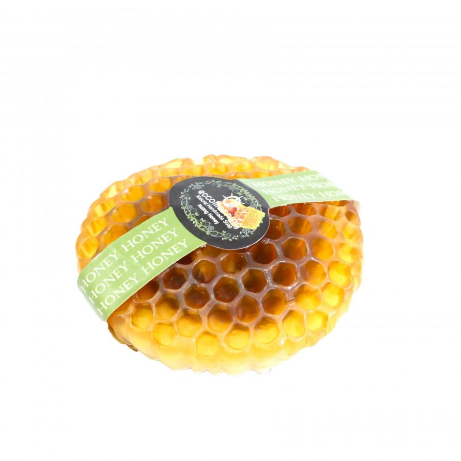 Xà Bông Thiên Nhiên Handmade eccomorning Mật Ong - Honey Soap