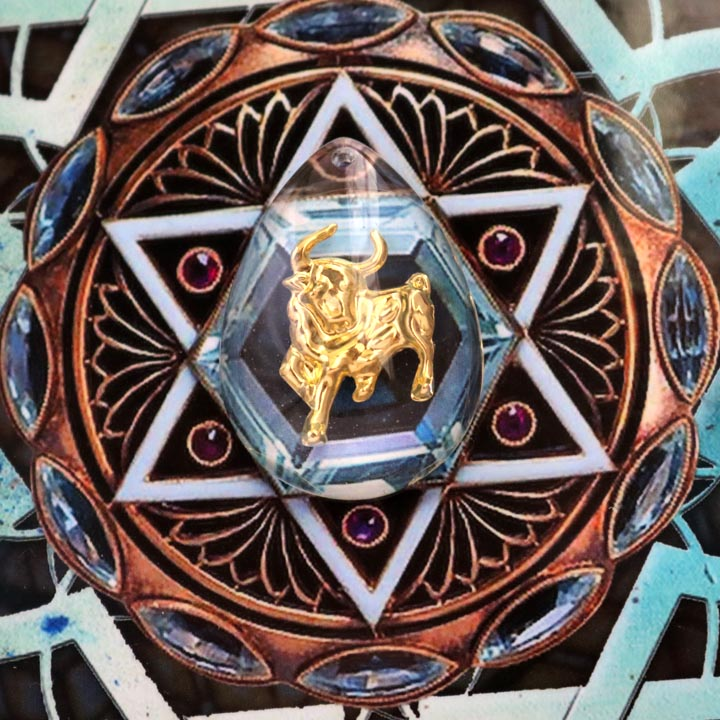 Tranh Solomon Ấn Triện 12 con giáp
