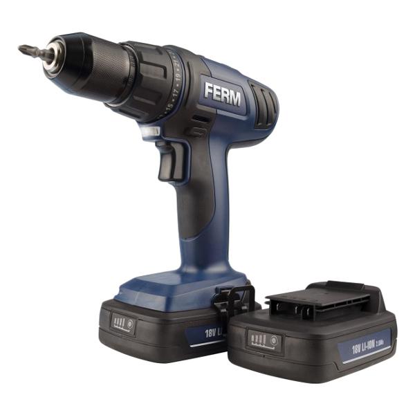 Máy Khoan Pin Ferm CDM1122P (18V)