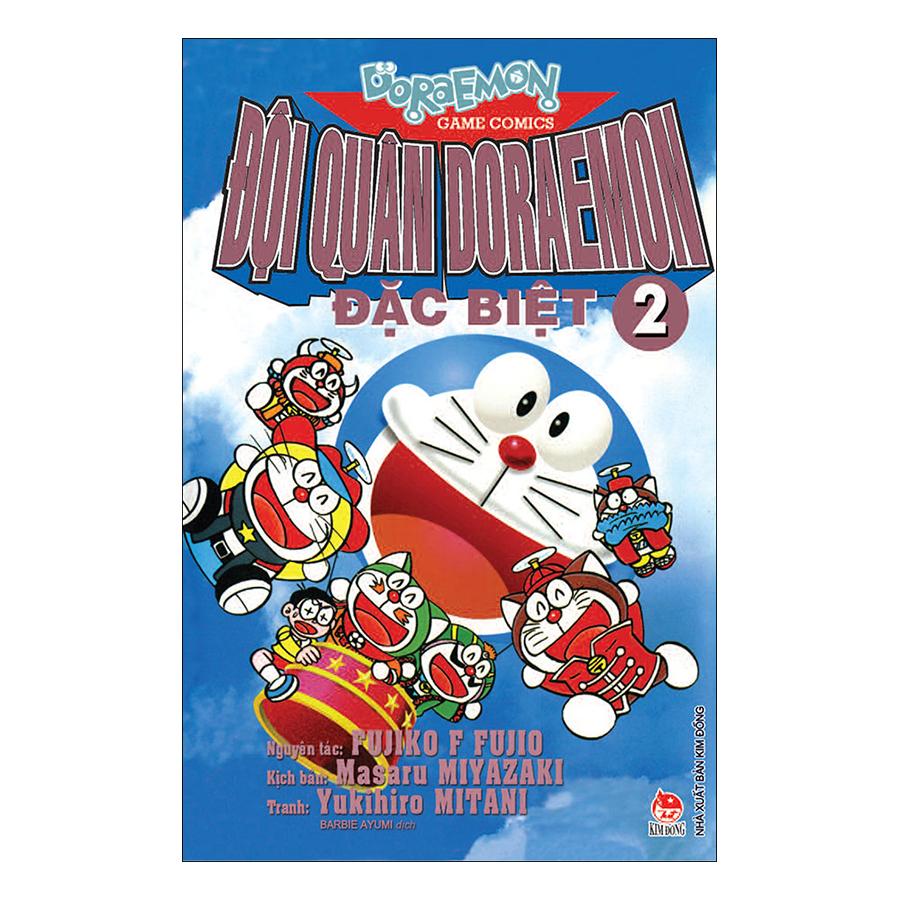 Đội Quân Doraemon Đặc Biệt - Tập 2 (Tái Bản 2019)