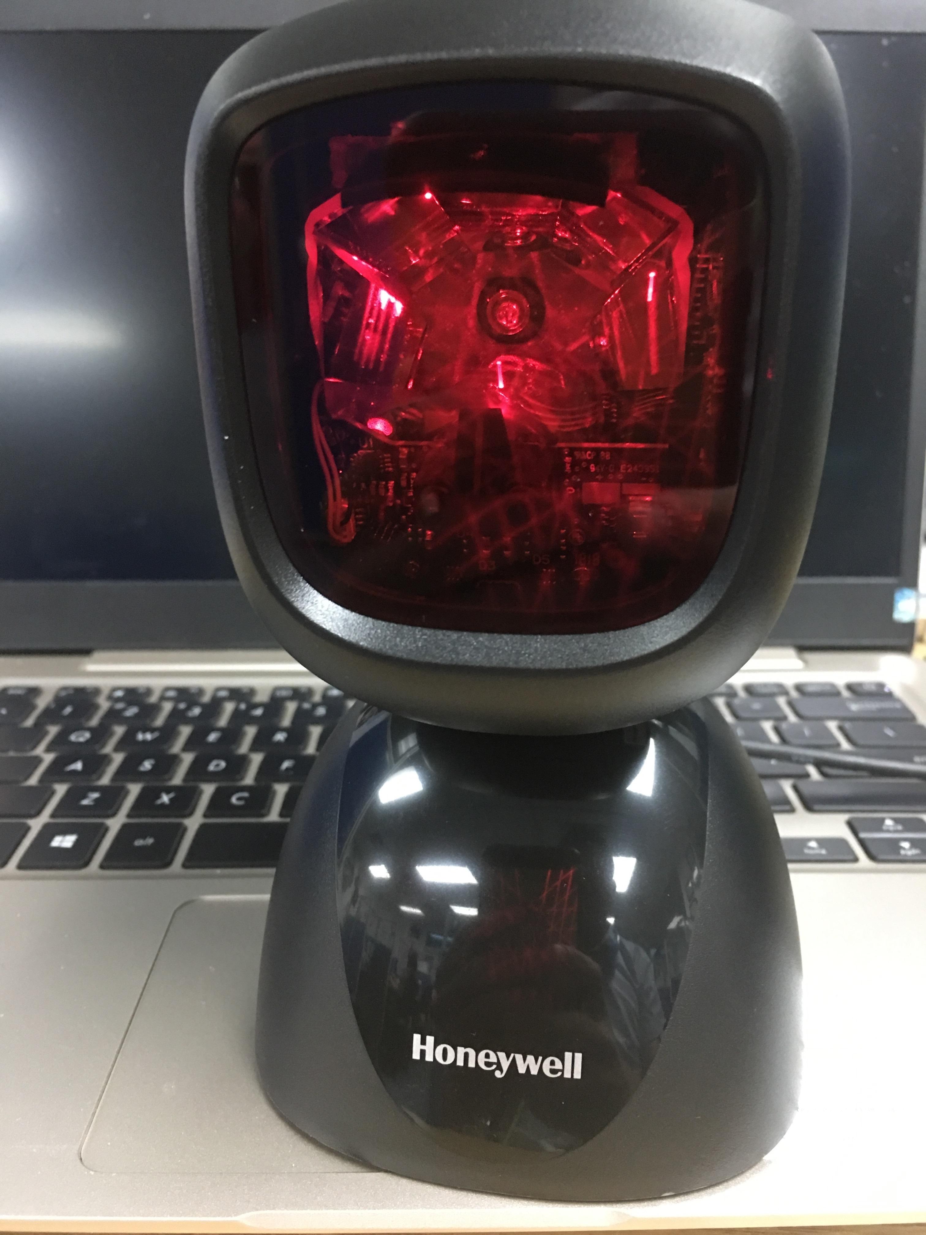 Máy quét mã vạch đa tia Honeywell YJ5900 - Hàng Chính Hãng