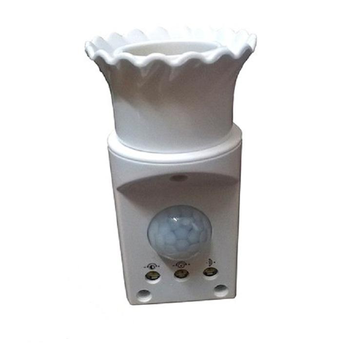 Đui đèn cảm biến hồng ngoại thân nhiệt JL-020