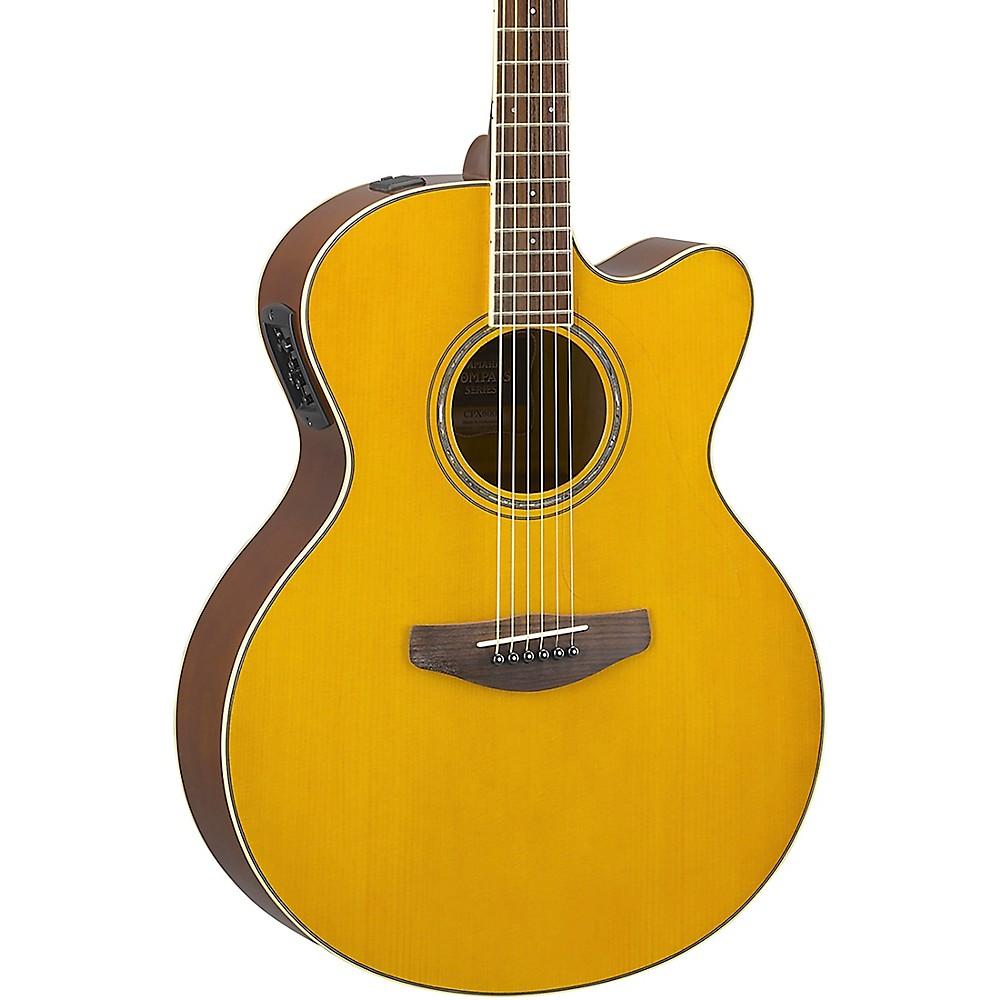 Đàn guitar Acoustic Điện Yamaha CPX600