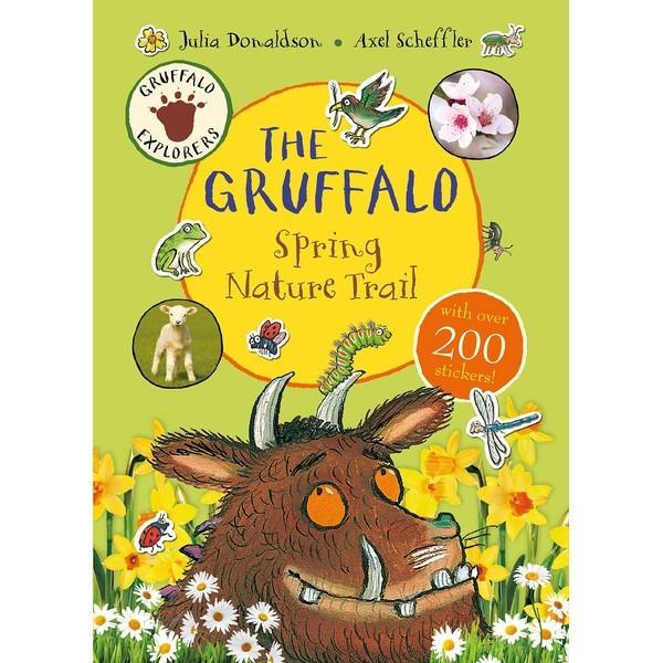 Gruffalo Explorers: The Gruffalo Spring Nature Trail