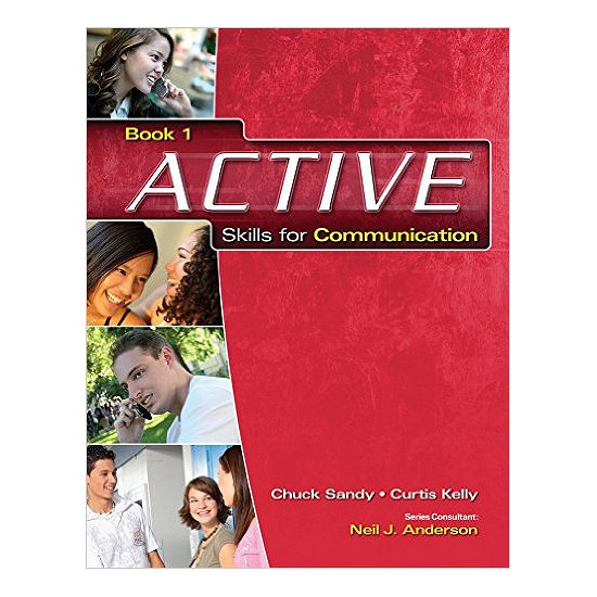 ACTIVE Skills for Communication 1 (Book 1) - 9781413020311,62_19155,216000,tiki.vn,ACTIVE-Skills-for-Communication-1-Book-1-62_19155,ACTIVE Skills for Communication 1 (Book 1)