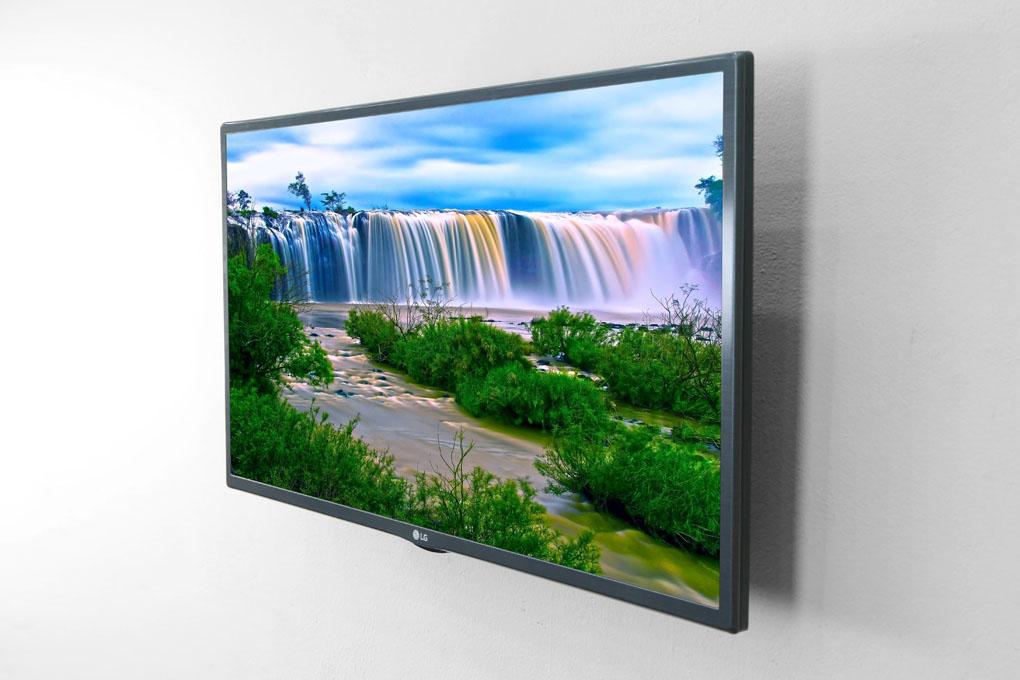Khung Treo Cao Cấp Tivi LCD-LED-PLASMA Áp Tường Cao Cấp M43T 19 - 42 Inch Đen - Hàng Chính Hãng