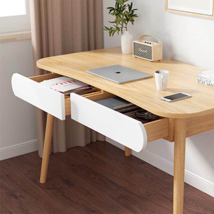 Bàn làm việc kèm giá sách, bàn làm việc kèm tủ sách BGA017