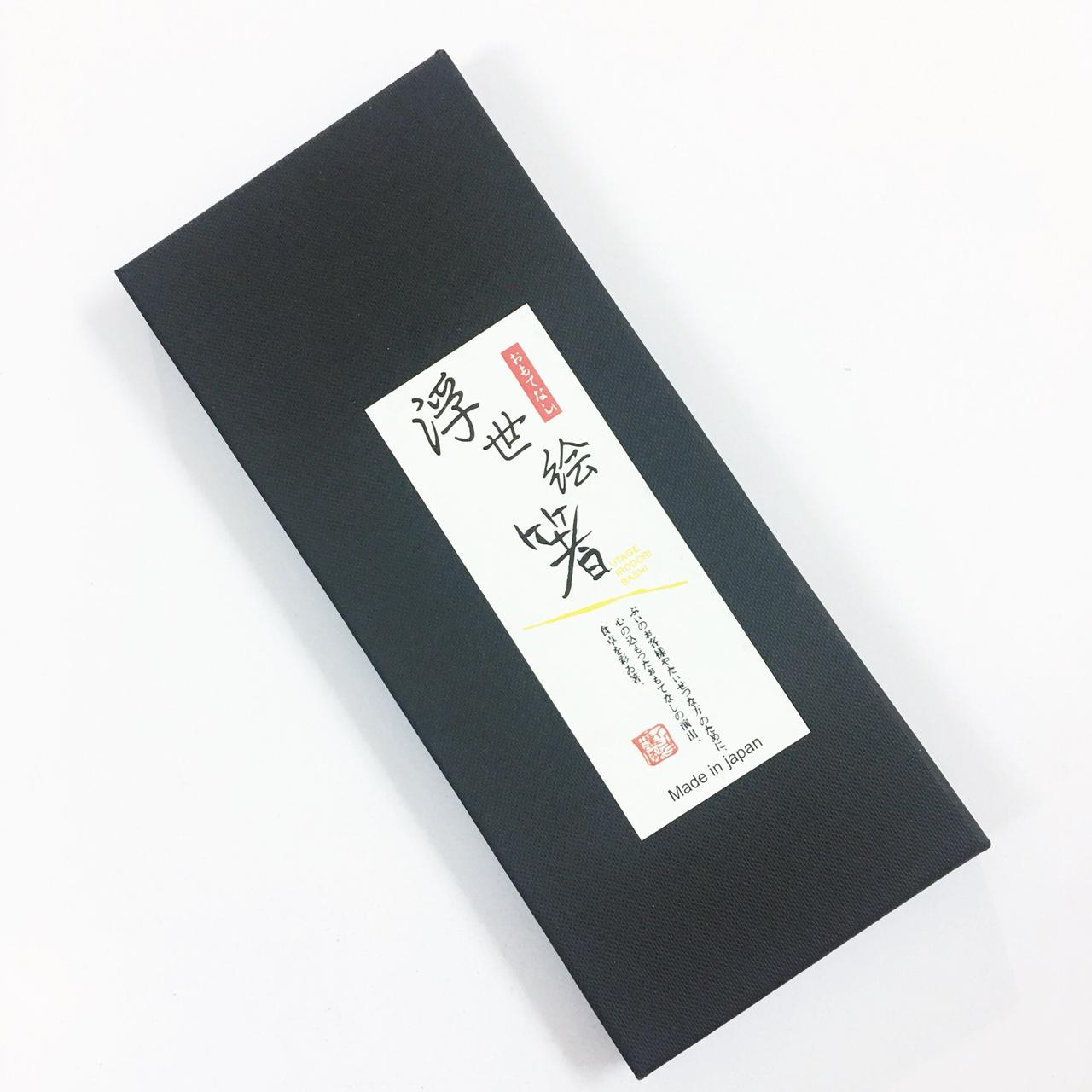 Set 5 đũa ăn Nhật Bản inox 304 mẫu hoa văn đặc ruột đầu đũa có khía chống trơn (giao mẫu ngẫu nhiên)