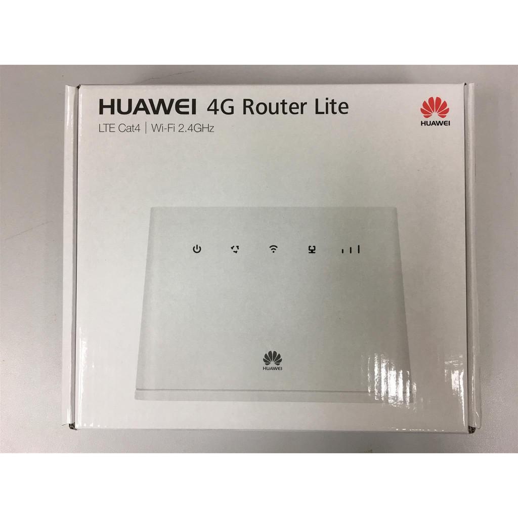 Bộ Phát Wifi Huawei B311 Tốc Độ 4G 150Mbps Hỗ Trợ 32 Users Cùng 1 Lúc - Hàng Nhập Khẩu