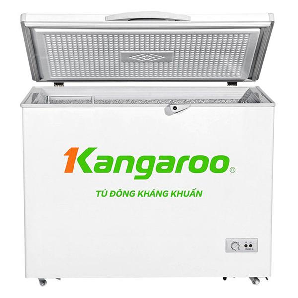 Tủ Đông Kháng Khuẩn Kangaroo KG295C1 (295L) - Hàng Chính Hãng