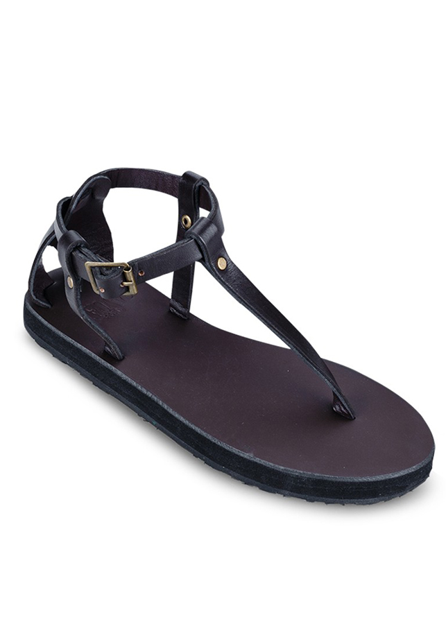 Giày Sandal Da Nữ Casual CA632SH71TDKVN - Nâu