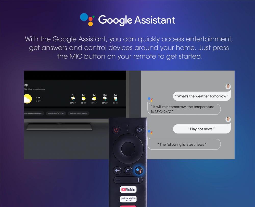 Mecool KM6 Ram 4G Rom 64G bản quyền google điều khiển giọng nói tiếng Việt  bluetooth wifi 6 Android 10 - Hàng Nhập Khẩu