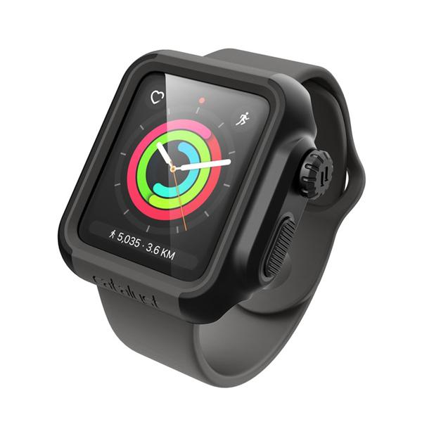 Vỏ ốp bảo vệ Apple Watch Series 3 & 2 42mm Catalyst Impact - Hàng chính hãng