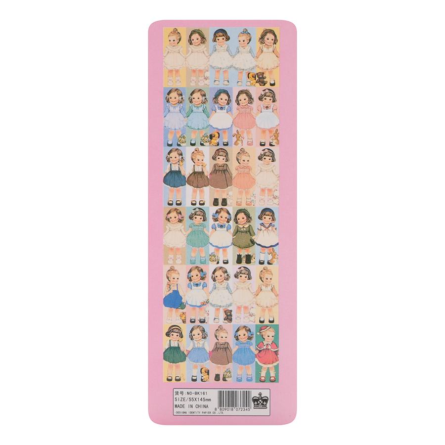 Bộ 30 Bookmark - Little girls (5.5 x 14.5cm)