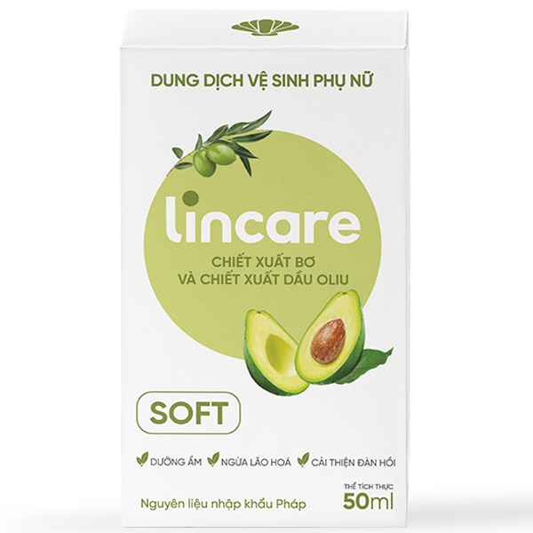Dung Dịch Vệ Sinh Lincare Soft 50ml