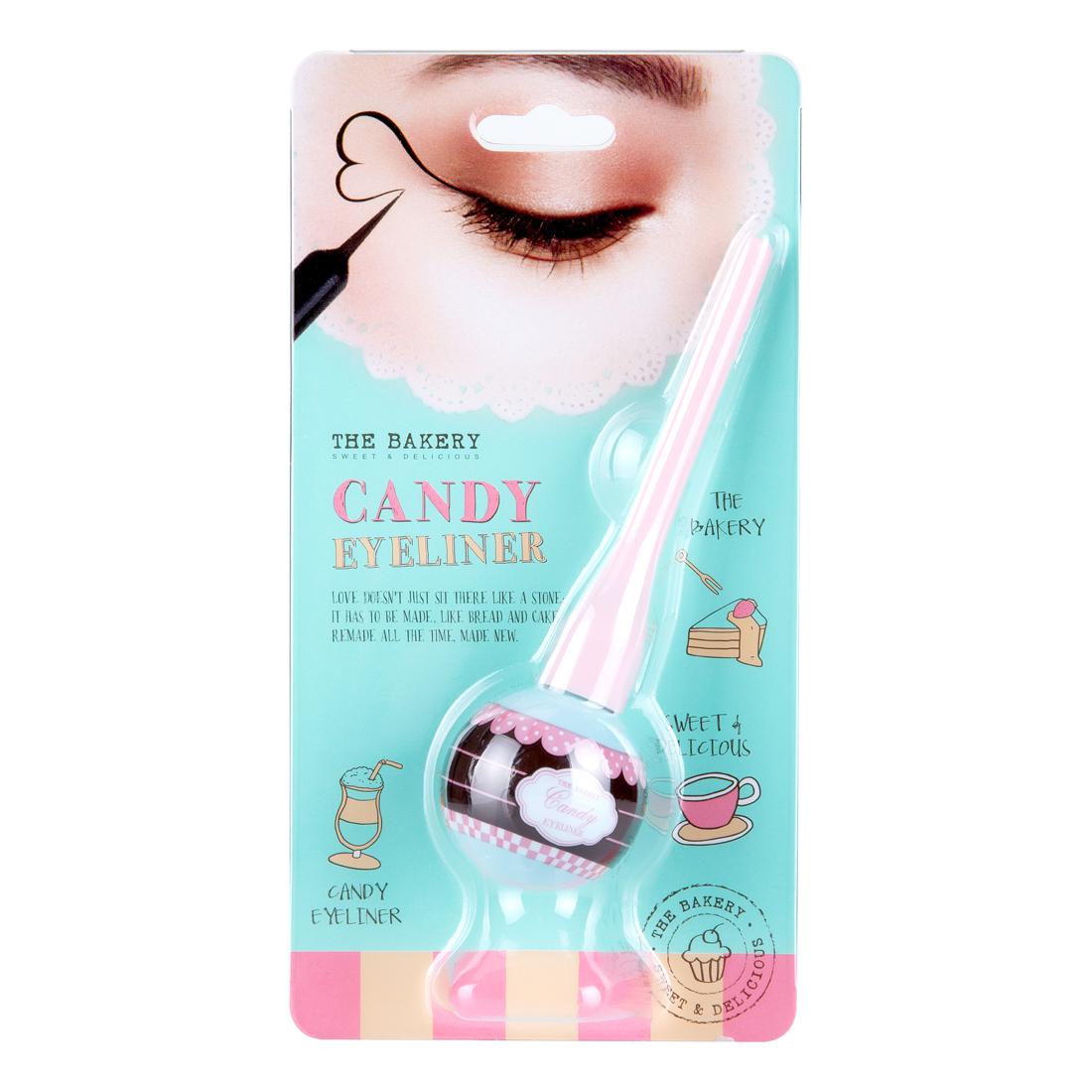 Kẻ mắt nước hình viên kẹo Beauty Buffet The Bakery Candy Eyeliner  7g