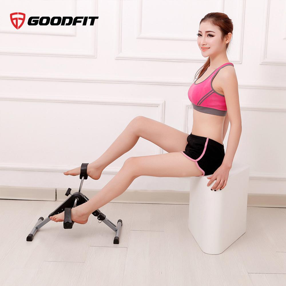 Xe đạp tập thể dục mini tại nhà gấp gọn tiện dụng GoodFit GF002MB