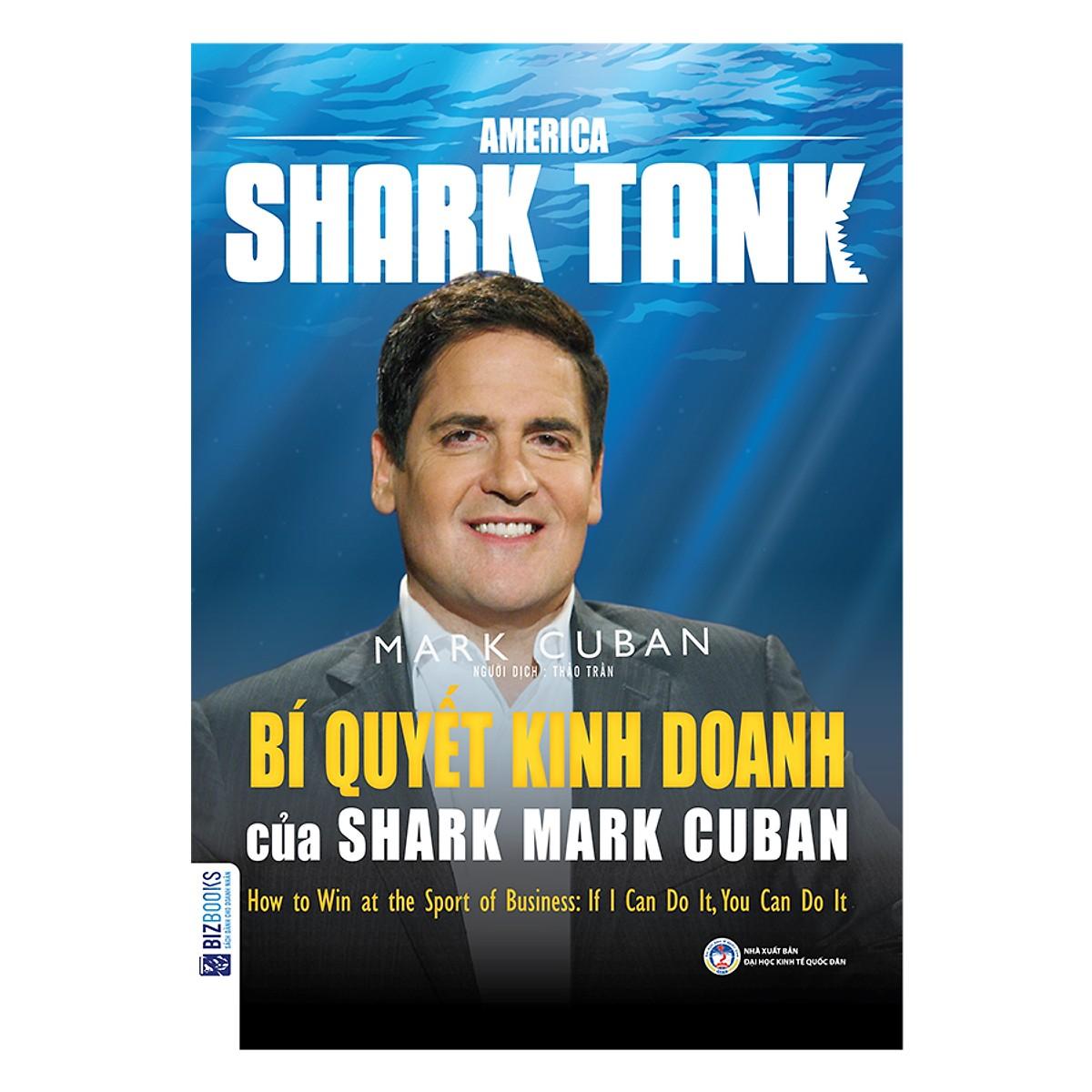 Combo 3 Cuốn Huấn Luyện Kinh Doanh Cùng America Shark Tank (Tặng kèm Bút Chì Kingbooks)