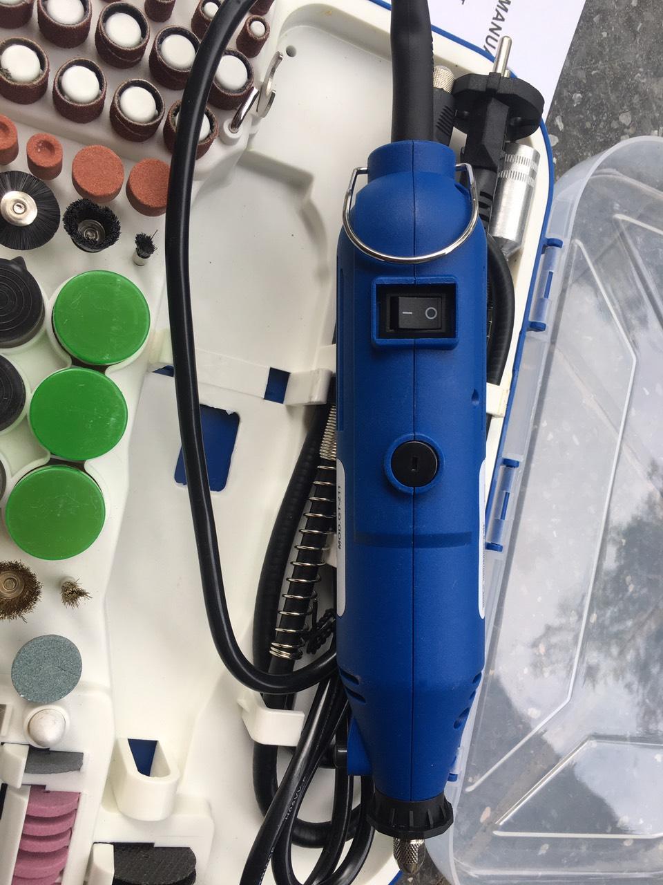 Bộ khoan mài - máy lũa XH211