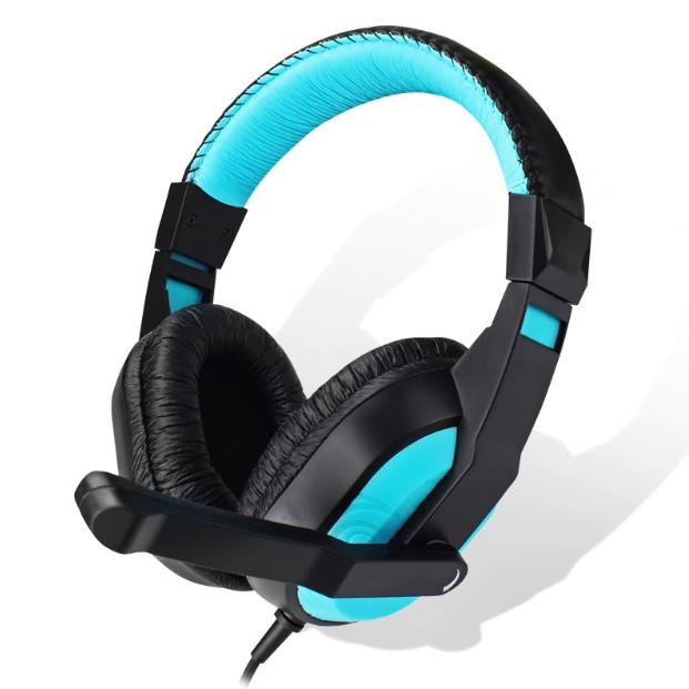 Tai nghe chụp tai kèm mic đàm thoại CT-770 dành cho game thủ chống nhiễu, chống ồn tốt (giao màu ngẫu nhiên)