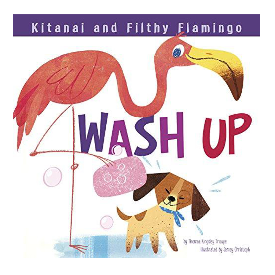 Kitanai's Healthy Habits: Wash Up